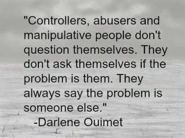 Contollers and abusers